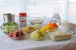 Selleriecreme-Suppe
