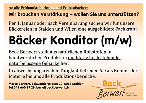 stelleninserat-baecker