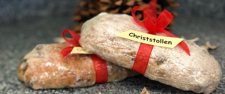 Christstollen – so herrlich duftet Weihnachten