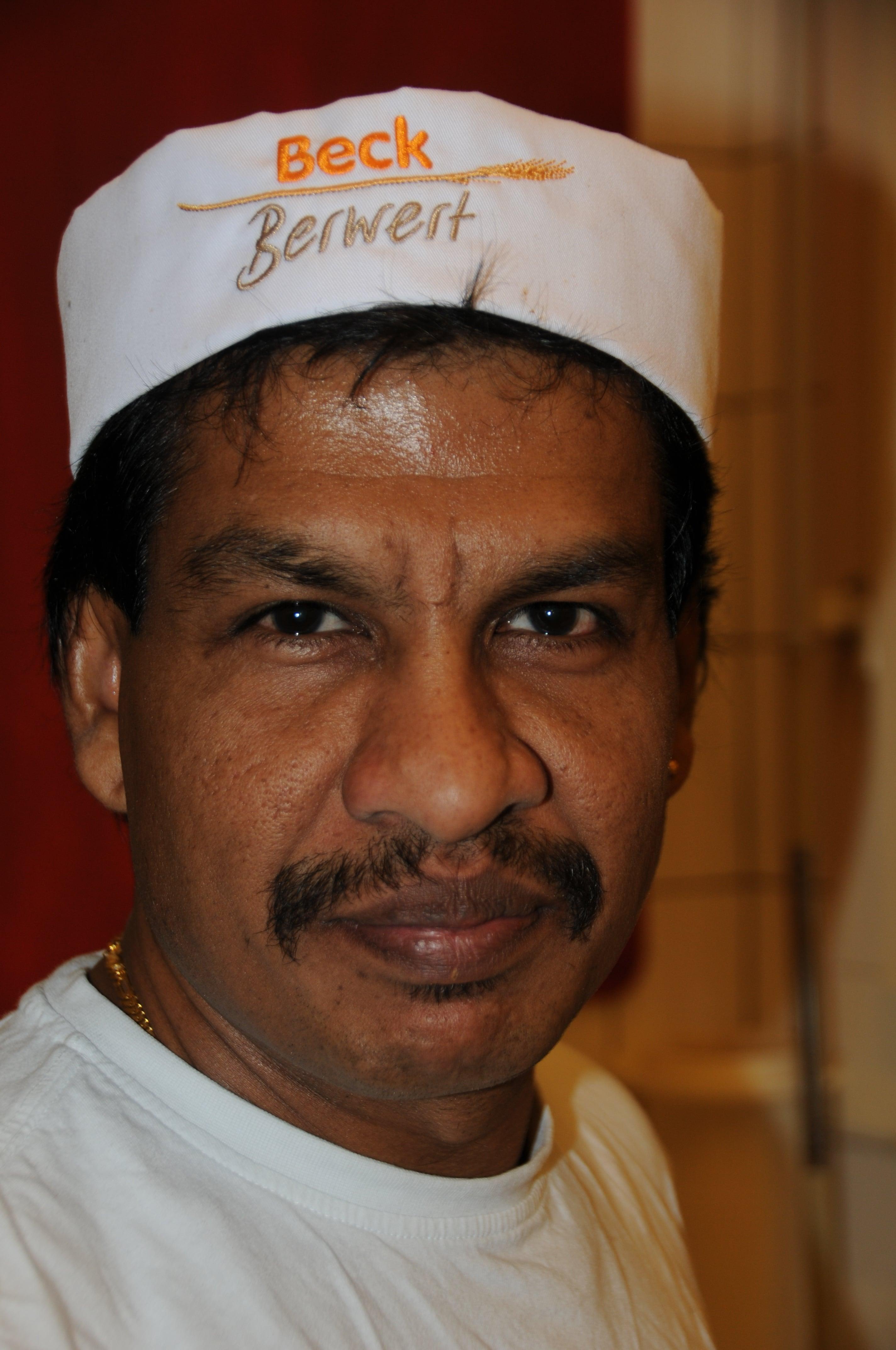 Shantiah Manomahar Mitarbeiter Beck Berwert