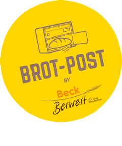 Logo Brot Post Neu